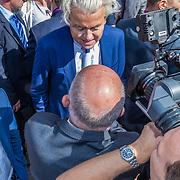 NLD/Den Haag/20180918 - Prinsjesdag 2018, Geert Wilders