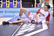 Ortner Benjamin<br /> FIAT Torino - Grissin Bon Reggio Emilia<br /> Lega Basket Serie A 2018-2019<br /> Torino 03/02/2019<br /> Foto M.Matta/Ciamillo & Castoria
