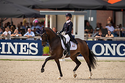 Van Liere Dinja, NED, Haute Couture<br /> World Championship Young Dressage Horses - Ermelo 2019<br /> © Hippo Foto - Dirk Caremans<br /> Van Liere Dinja, NED, Haute Couture