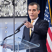 Mayor of Los Angeles, Eric Garcetti