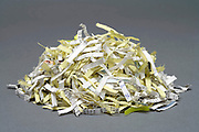 heap of paper shreds