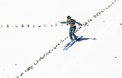 Timi Zajc (SLO) during the Trial Round of the Ski Flying Hill Individual Competition at Day 1 of FIS Ski Jumping World Cup Final 2019, on March 21, 2019 in Planica, Slovenia. Photo by Masa Kraljic / Sportida