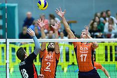 20150905 NED: Volleybal vriendschappelijk Nederland - Belgie, Utrecht