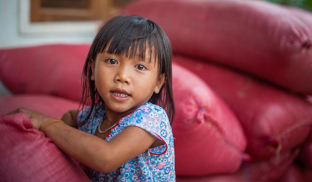 Highlands girl portrait (Vietnam)