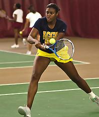 2012 A&T Tennis vs NCCU (Senior Day)