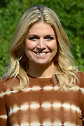 Koninklijke fotosessie 2012 in Wassenaar.<br /> <br /> Op de foto:  Prinses M&aacute;xima