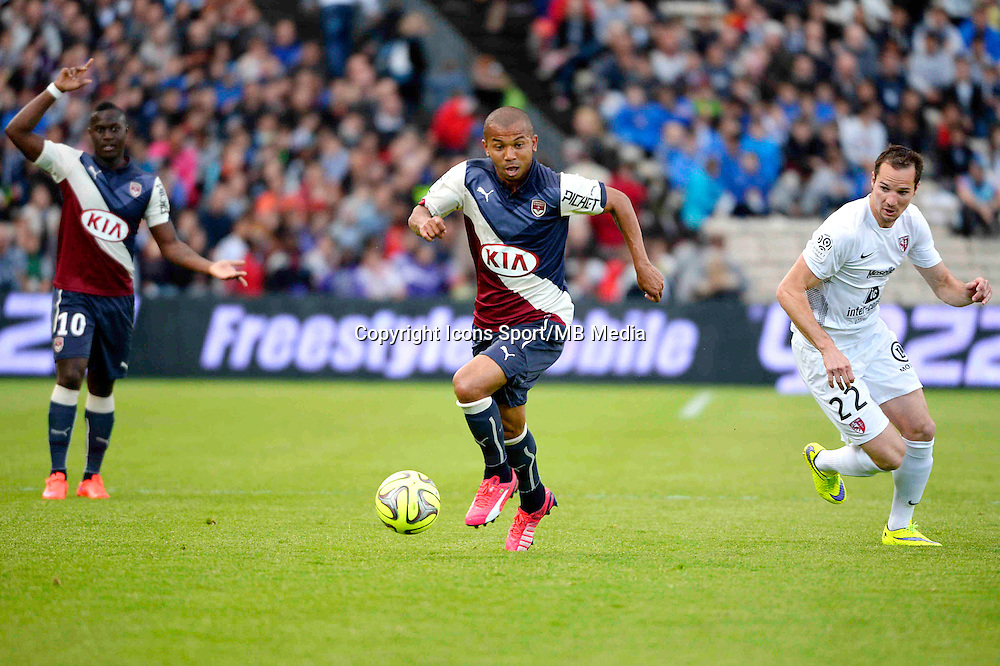 Mariano - 25.04.2015 - Bordeaux / Metz - 34eme journee de Ligue 1<br />