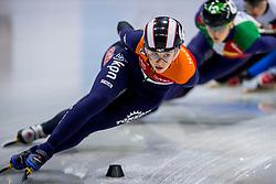 14-01-2018 DUI: ISU European Short Track Championships 2018 day 3, Dresden<br /> Lara van Ruijven NED #54
