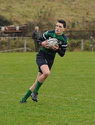 Ballina&rsquo;s Darragh Whyte kicked five conversions and two penalties in their win over Westport.<br />