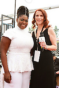 Danielle Brooks and SAG correspondent