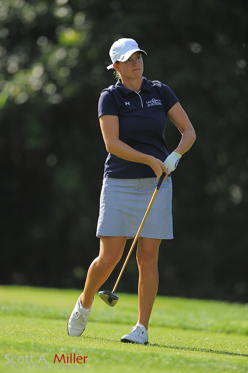 Jessica Carafiello during the second round of the Symetra Tour's Florida's Natural Charity Classic at the Lake Region Yacht and Country Club on March 24, 2012 in Winter Haven, Fla. ..©2012 Scott A. Miller.