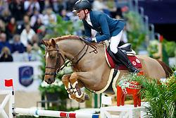 Delestre Simon, (FRA), Hermes Ryan<br /> Gothenburg Horse Show FEI World Cups 2017<br /> © Hippo Foto - Stefan Lafrentz<br /> 24/02/17