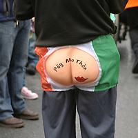 St. Patricks Day Parade Ennis 2010  Photograph by John O'Rourke