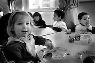 """Roma 2006<br /> Caritas, Asilo nido """"Piccolo Mondo"""""""