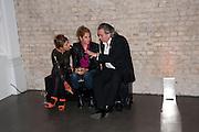TIGGY MACONOCHIE; TRACEY EMIN; DAVE BENETT, Swarovski Whitechapel Gallery Art Plus Opera,  An evening of art and opera raising funds for the Whitechapel Education programme. Whitechapel Gallery. 77-82 Whitechapel High St. London E1 3BQ. 15 March 2012