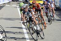 Pozzovivo Domenico -  Ag2r La Mondiale  - 10.05.2015 - 2eme etape du Giro 2015<br />Photo : Sirotti / Icon Sport