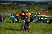 """Saturdays feature practice, timed qualification and a qualifier race at the end of the day to determine gate pics for Sunday's MX2 and MXGP motos. Plus there was racing in the Motocross European Championship and the FIM Veterans Motocross World Cup. """"See over there? That's where Jorge Prado and Antonio Cairoli will get all the holeshots."""""""