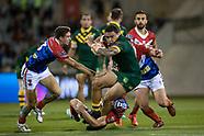 Australia v France - RLWC 2017