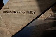 Rio de Janeiro_RJ, Brasil...MAM (Museu de Arte Moderna) segue a orientacao da arquitetura racionalista, no Rio de Janeiro...Located at Parque do Flamengo, MAM (the Museum of Modern Art) is one of the most important museums in Rio de Janeiro and Brazil, with over 15,000 works including long-term loan...Foto: LUIZ FELIPE FERNANDES / NITRO