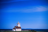Wood Islands Lighthouse, Prince Edward Island, Canada