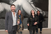 MAT COLLISHAW; SARA LUCAS; SUE WEBSTER;  RAUL PINA PEREZ, This is not an Exit. Mat Collishaw. Blain Southern. Hanover Sq. London. 13 February 2013.