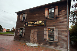 Salem Maritime National Historic Site, Salem, Massachusetts, United States of America
