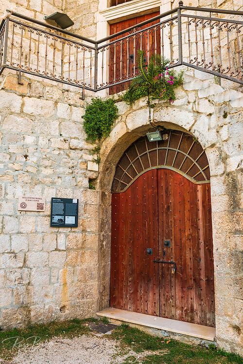 St. Mark Tower, Trogir, Dalmatian Coast, Croatia