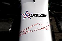 September 1, 2019, Spa-Francorchamps, Belgium: Motorsports: FIA Formula One World Championship 2019, Grand Prix of Belgium, ..Tribute to Formula 2 driver Anthoine Hubert (22.09.1996 - 31.08.2019) (Credit Image: © Hoch Zwei via ZUMA Wire)