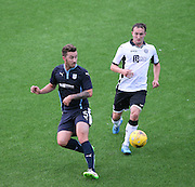 Ben Priest and Chris Kane - Dundee v St Johnstone - SPFL development league <br /> <br />  - &copy; David Young - www.davidyoungphoto.co.uk - email: davidyoungphoto@gmail.com