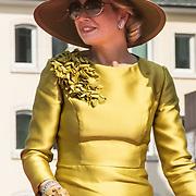LUX/Luxemburg/20180523 - Staatsbezoek Luxemburg dag 1,  Koningin Maxima