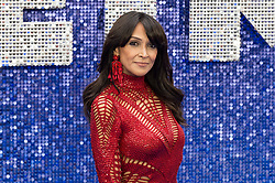 May 20, 2019 - London, England, United Kingdom - Jackie Sinclair arrives for the UK film premiere of 'Rocketman' at Odeon Luxe, Leicester Square on 20 May, 2019 in London, England. (Credit Image: © Wiktor Szymanowicz/NurPhoto via ZUMA Press)