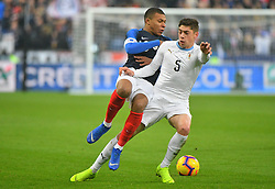 France's Kylian Mbappé during France v Uruguay friendly football match at the Stade de France in Saint-Denis, suburb of Paris, France on November 20, 2018. France won 1-0. Photo by Christian Liewig/ABACAPRESS.COM