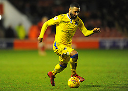 Alex Jakubiak of Bristol Rovers runs with the ball - Mandatory by-line: Nizaam Jones/JMP - 26/12/2018 - FOOTBALL - Banks's Stadium - Walsall, England- Walsall v Bristol Rovers - Sky Bet League One