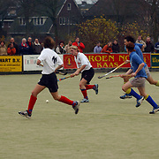 Hockey, HHC Heren 1 - Ring Pass 1