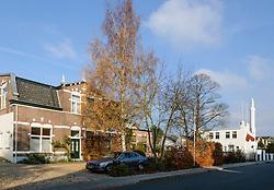 Voormalige sigarettenfabriek Palazzo in Naarden