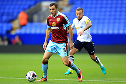 Dean Marney of Burnley in action - Mandatory by-line: Matt McNulty/JMP - 26/07/2016 - FOOTBALL - Macron Stadium - Bolton, England - Bolton Wanderers v Burnley - Pre-season friendly