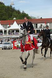 Haßmann, Felix (GER) Cayenne WZ<br /> Nörten-Hardenberg - Burgturnier 2016<br /> © www.sportfotos-lafrentz.de