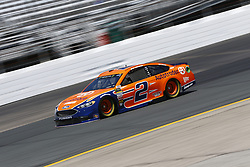 July 20, 2018 - Loudon, New Hampshire, United States of America - Brad Keselowski (2) takes to the track to practice for the Foxwoods Resort Casino 301 at New Hampshire Motor Speedway in Loudon, New Hampshire. (Credit Image: © Justin R. Noe Asp Inc/ASP via ZUMA Wire)