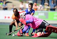 UTRECHT Hockey Play Off<br /> Kampong - Oranje - Rood<br /> Foto: Pirmin Blaak <br /> WORLDSPORTPICS COPYRIGHT FRANK UIJLENBROEK