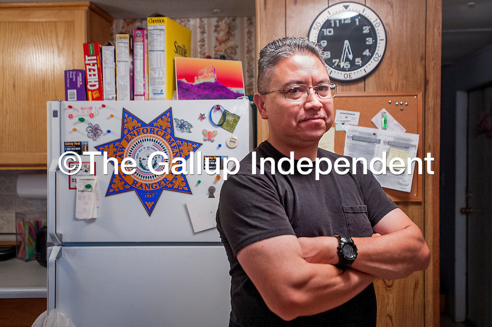 110513       Cable Hoover<br /> <br /> Navajo Tribal Ranger Stan Milford Jr. operates the Special Projects Unit that handles high-profile cases and investigations into paranormal claims.