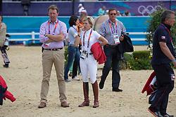 Beerbaum Marcus (GER), Michaels Beerbaum Meredith (GER)<br /> Olympic Games London 2012<br /> © Dirk Caremans