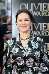 © Licensed to London News Pictures. 13/04/2014, UK. Arlene Phillips, The Laurence Olivier Awards, Royal Opera House, London UK, 13 April 2014. Photo credit : Richard Goldschmidt/Piqtured/LNP