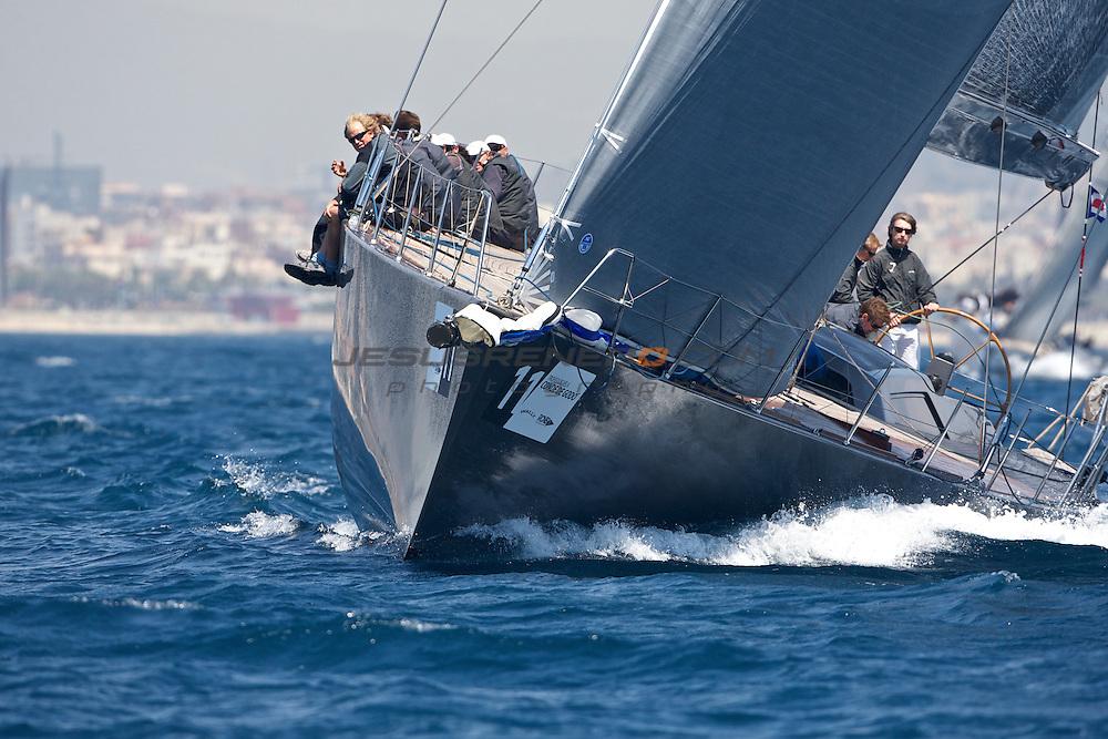 39 Trofeo de vela Conde de Godo.Second day of racing.<br /> &copy;jrenedo