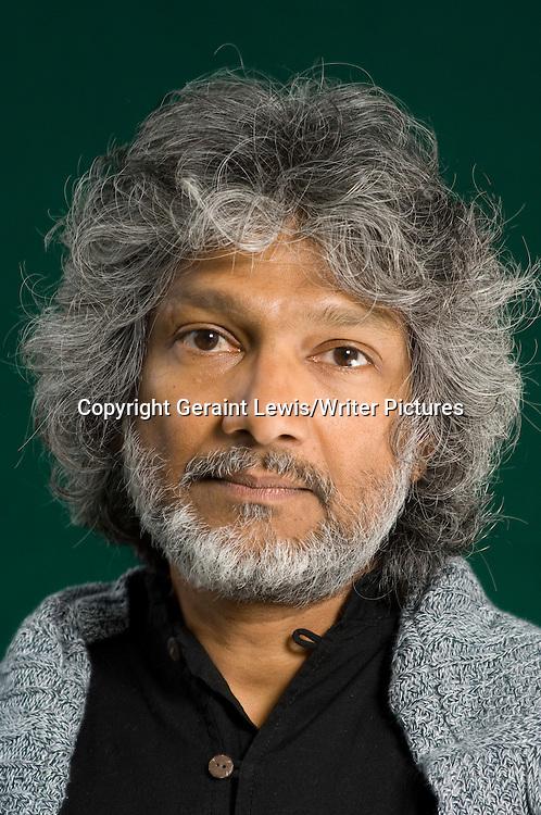 Romesh Gunesekera<br /> <br /> Copyright Geraint Lewis/Writer Pictures<br /> contact +44 (0)20 822 41564<br /> info@writerpictures.com<br /> www.writerpictures.com