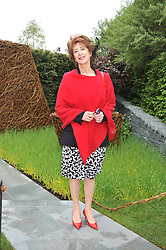 MAUREEN LIPMAN at the 2013 RHS Chelsea Flower Show held in the grounds of the Royal Hospital, Chelsea on 20th May 2013.