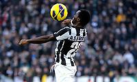 Kwadwo Asamoha Juventus.Calcio Juventus vs Atalanta.Serie A - Torino 16/12/2012 Juventus Stadium .Football Calcio 2012/2013.Foto Federico Tardito Insidefoto.