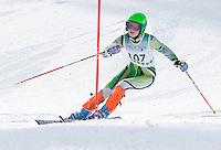 NJR FIS Slalom Ladies at Proctor  February 17, 2011.