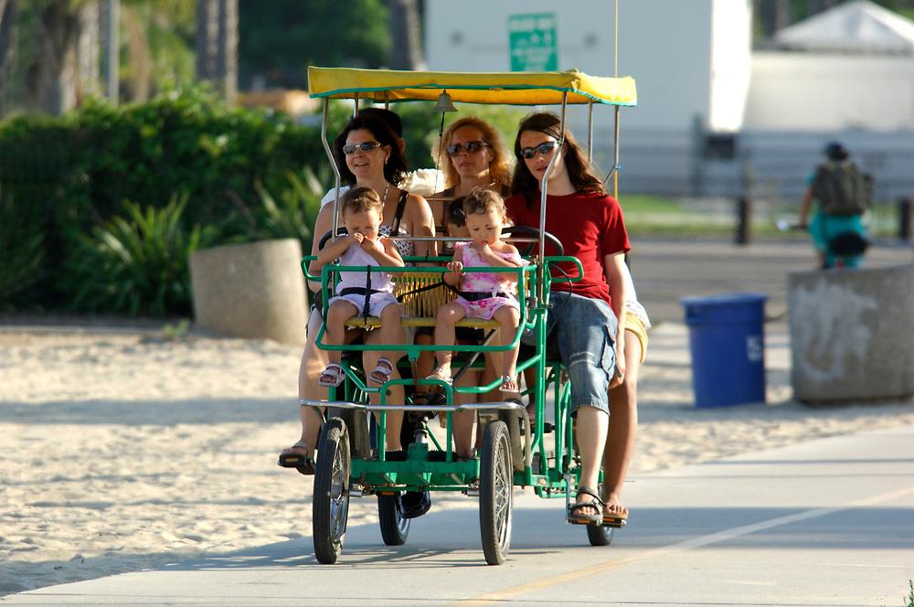 Surrey Tram Bicycles, Santa Barbara, California, United States of America