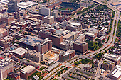 University of Maryland Baltimore Campus Aerial Photography