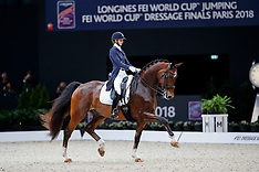 FEI World Cup Dressage Freestyle/Kür